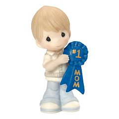 Precious Moments '#1 Mom' Boy Figure