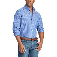 Men's Chaps Classic-Fit Stretch Button-Down Shirt