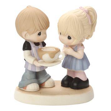 Precious Moments Love You A Latte Couple Figurine