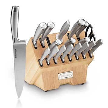 Cuisinart Normandy Collection 19-pc. Cutlery Block Set