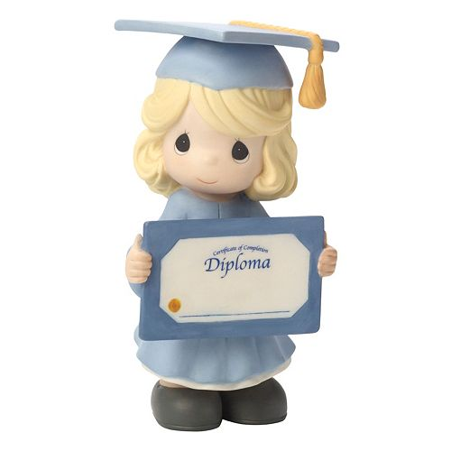 Precious Moments So Proud Of You Girl Graduate Figurine