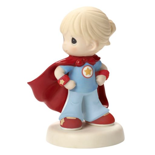 Precious Moments You're The Strongest Person I Know Girl Figurine