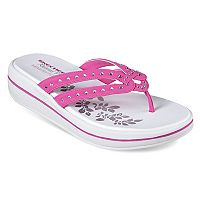 Skechers Relaxed Fit Upgrades Goal Oriented Women's Sandals