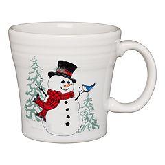 Fiesta Snowman Tapered Mug