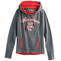 Women's Campus Heritage Wisconsin Badgers Buggin' Hoodie