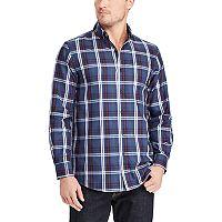 Men's Chaps Classic-Fit Easy-Care Button-Down Shirt
