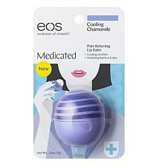 eos Medicated Cooling Chamomile Pain Relieving Lip Balm