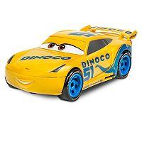 Disney / Pixar Cars 3 Cruz Ramirez Yellow Model Assembly Kit by Revell Jr.