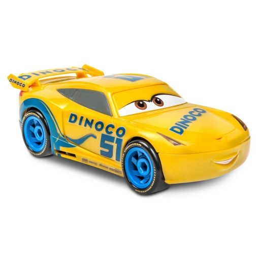 Disney / Pixar Cars 3 Cruz Ramirez Yellow Model Assembly Kit by Revell Jr.