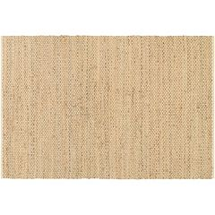 Couristan Nature's Elements Desert Striped Jute Blend Rug