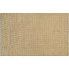 Couristan Nature's Elements Air Solid Jute Blend Rug
