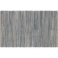 Couristan Nature's Elements Skyview Striped Jute Blend Rug
