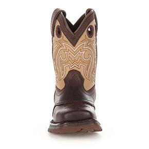 Lil Durango Saddle Toddler Western Boots