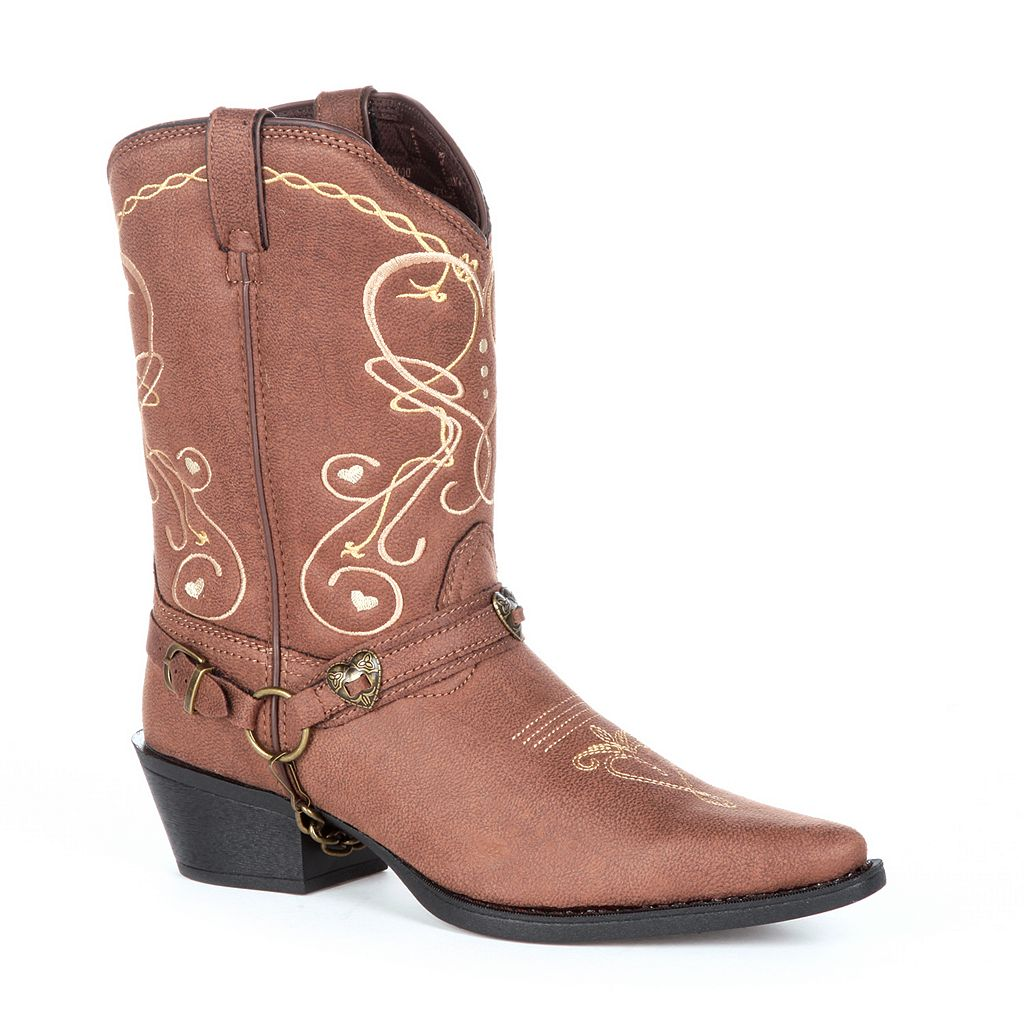 Lil Crush by Durango Heartfelt Girls' Western Boots
