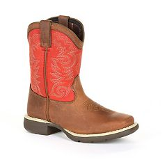 Lil Durango Stockman Toddler Western Boots