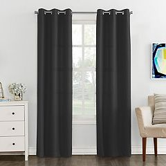 The Big One® Decorative 2-pack Solid Window Curtains