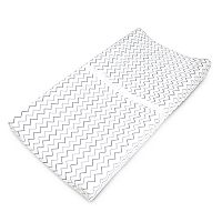TL Care Patterned Jersey Knit Fitted Contoured Changing Table Pad Cover