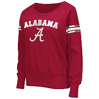 Women's Campus Heritage Alabama Crimson Tide Wiggin' Fleece Sweatshirt