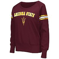 Women's Campus Heritage Arizona State Sun Devils Wiggin' Fleece Sweatshirt