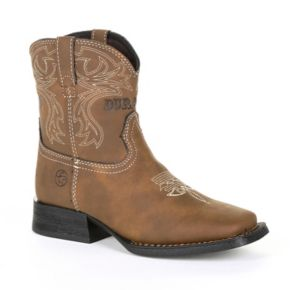 Lil Outlaw by Durango Embossed Kids Western Boots