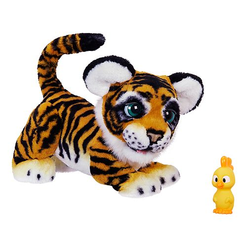 FurReal Roarin' Tyler the Playful Tiger by Hasbro