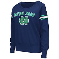 Women's Campus Heritage Notre Dame Fighting Irish Wiggin' Fleece Sweatshirt