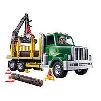 Playmobil Timber Truck Playset - 9115
