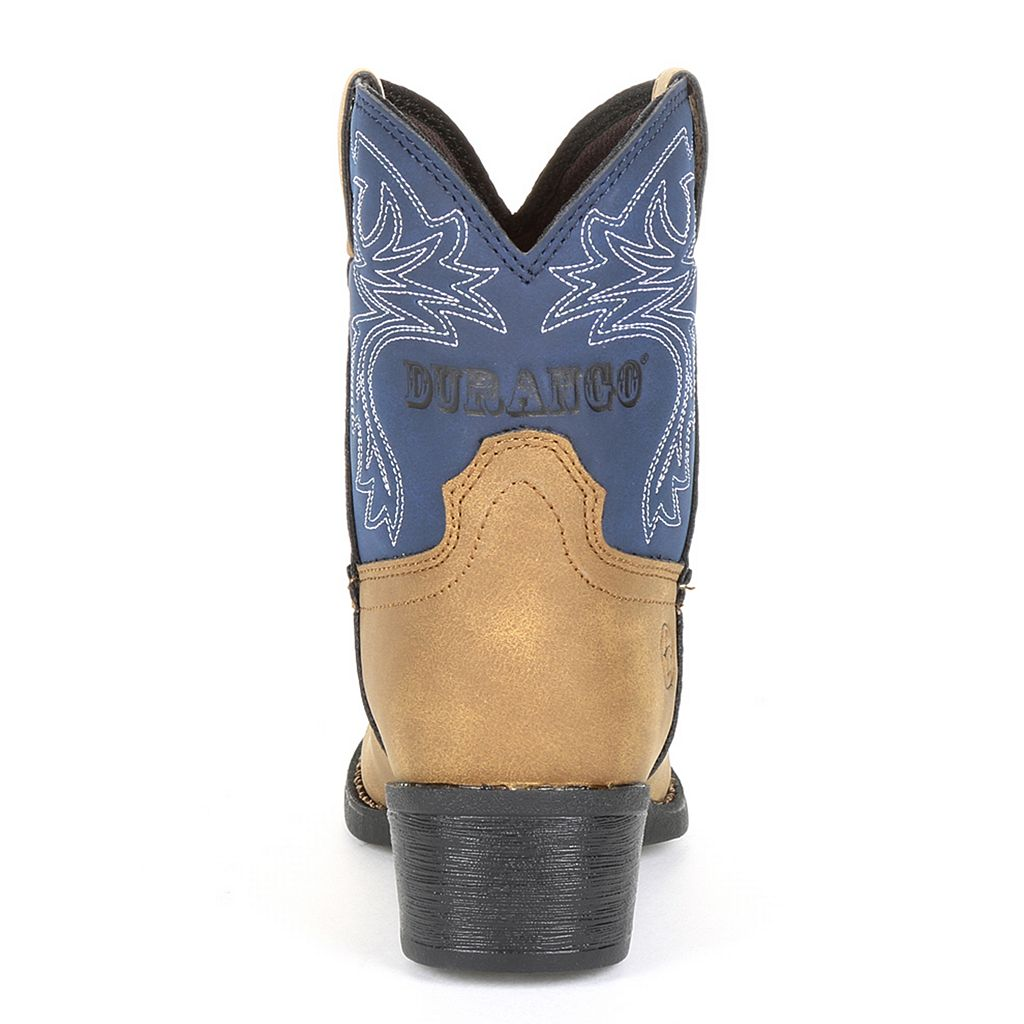 Lil Outlaw by Durango Embossed Boys' Western Boots