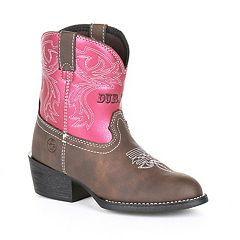 Lil Outlaw by Durango Embossed Girls' Western Boots