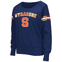 Women's Campus Heritage Syracuse Orange Wiggin' Fleece Sweatshirt