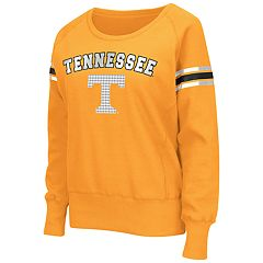 Women's Campus Heritage Tennessee Volunteers Wiggin' Fleece Sweatshirt