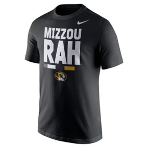 Men's Nike Missouri Tigers Local Verbiage Tee
