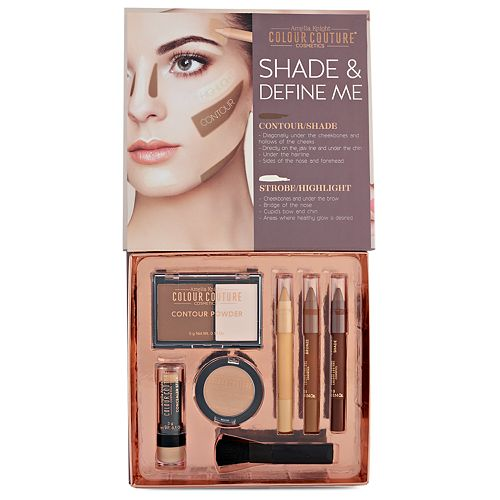 Color Couture Contour & Strobe 7-pc. Beauty Kit