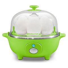 Elite Cuisine Automatic Egg Cooker
