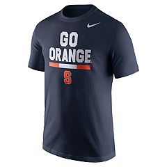 Men's Nike Syracuse Orange Local Verbiage Tee