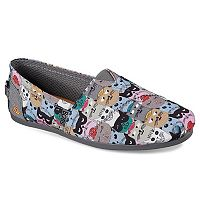 Skechers BOBS Plush Scratch Party Women's Flats