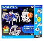 Discovery Build & Create Robotics