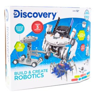 Discovery Build & Create Robotics