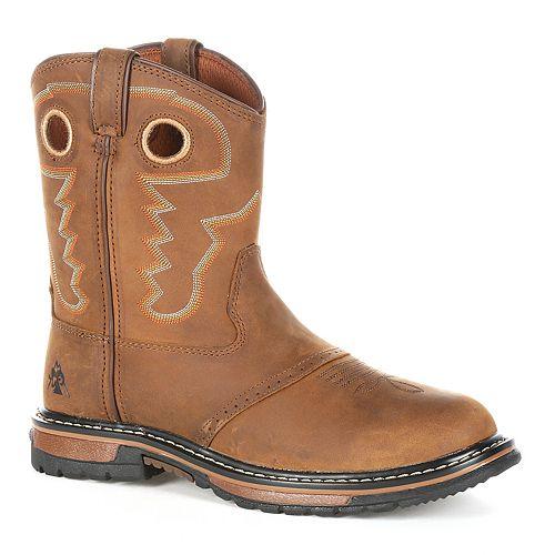 Rock Original Ride Kids Western Boots