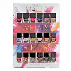 Amelia Knight Color Couture Nail Polish Kit