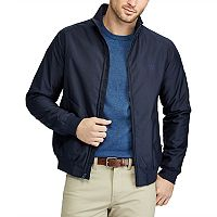 Men's Chaps Classic-Fit Sateen Bomber Jacket