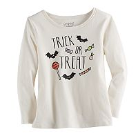 Toddler Girl Jumping Beans® Halloween Graphic Tee