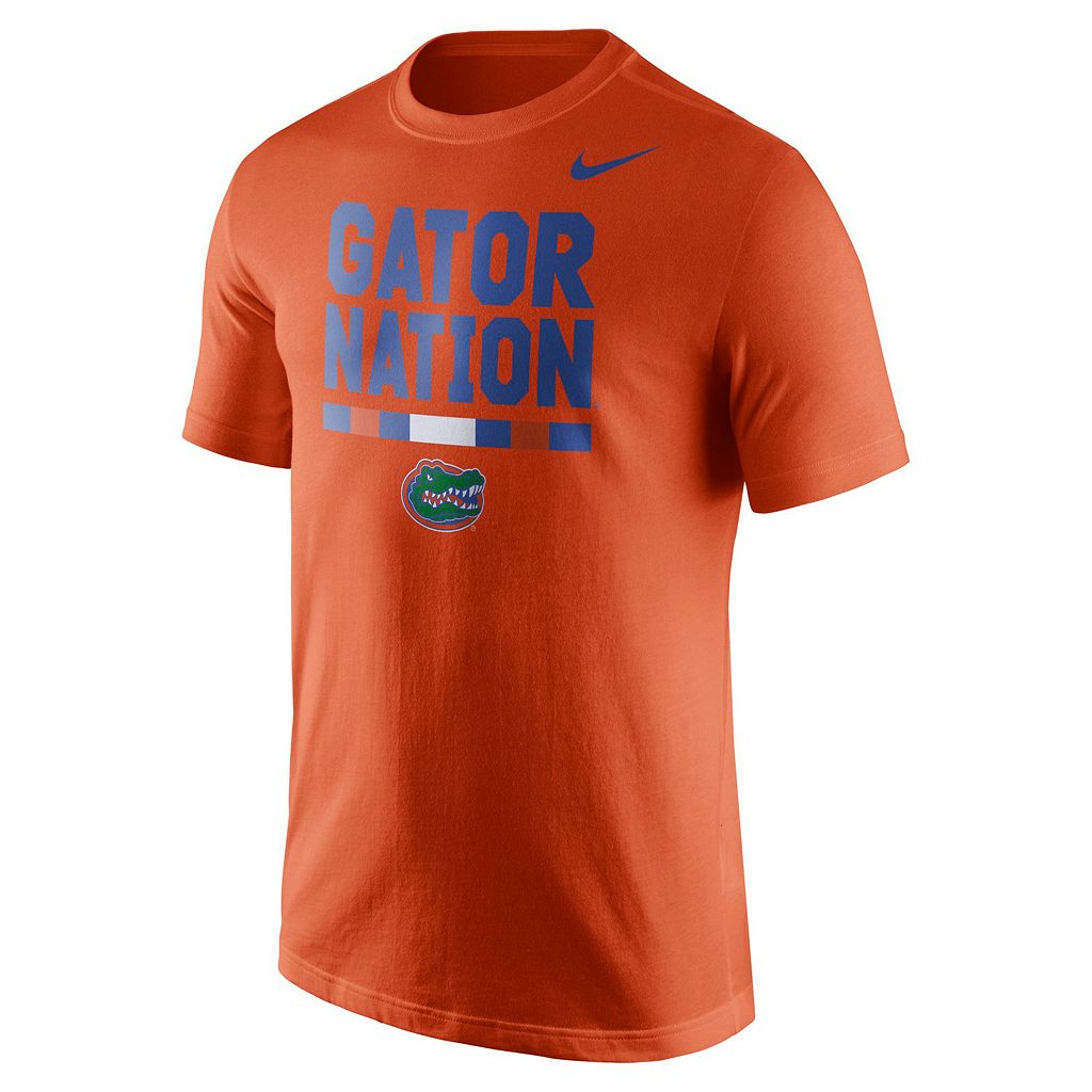 Men's Nike Florida Gators Local Verbiage Tee