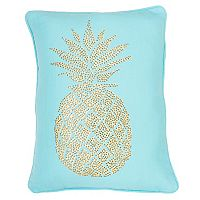 Thro by Marlo Lorenz Polly Pineapple Oblong Throw Pillow