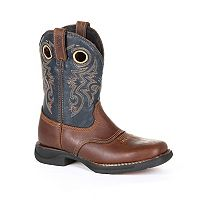 Rocky Saddle Toddler Waterproof Western Boots