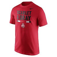 Men's Nike Ohio State Buckeyes Local Verbiage Tee