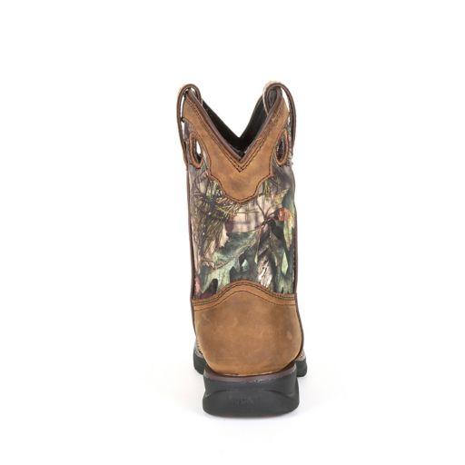 Rocky Kids Waterproof Camouflage Western Boots