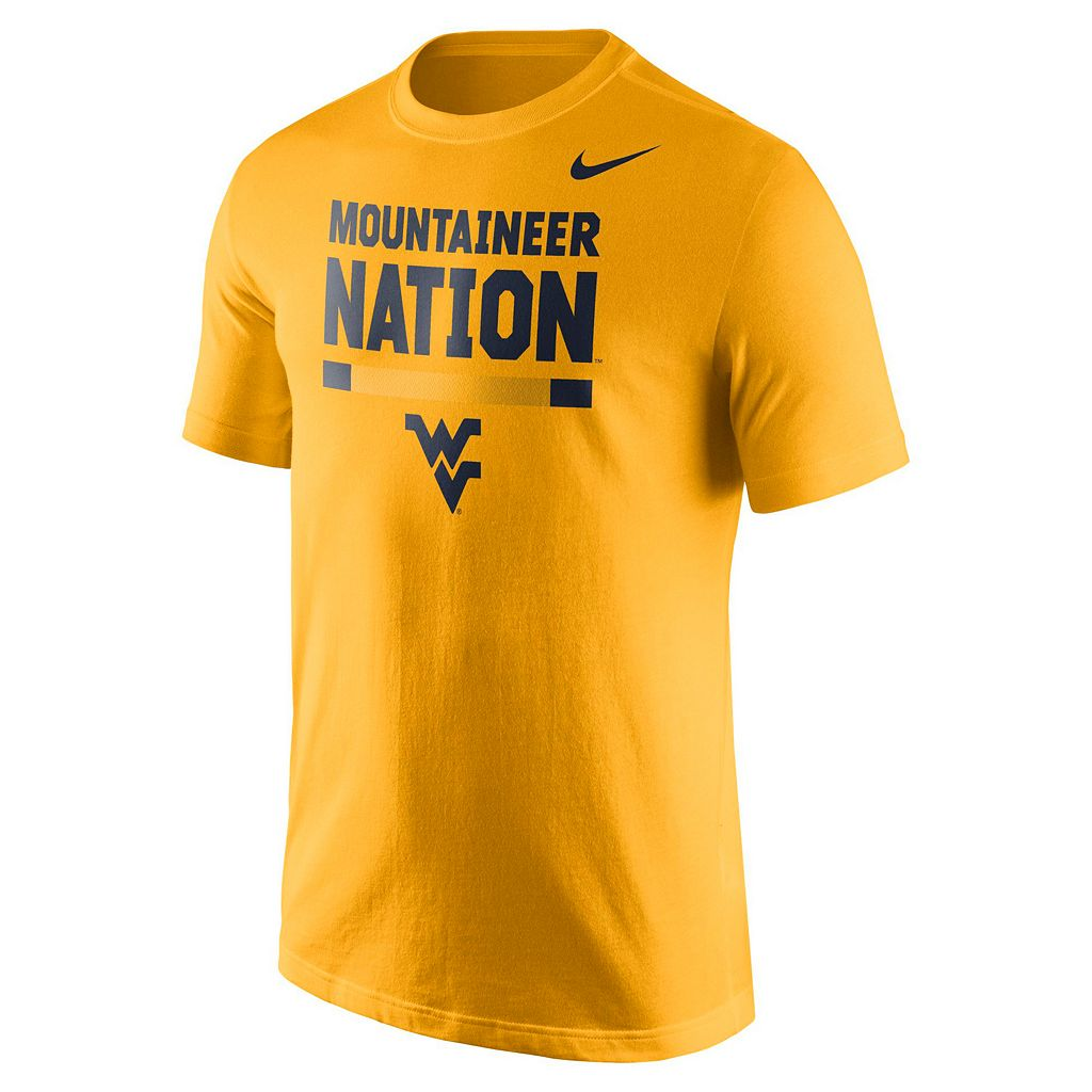 Men's Nike West Virginia Mountaineers Local Verbiage Tee