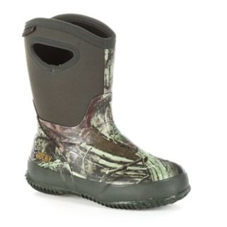 Rocky Core Kids Waterproof Pull-On Boots