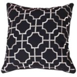 Thro by Marlo Lorenz Tonianne Geo Throw Pillow